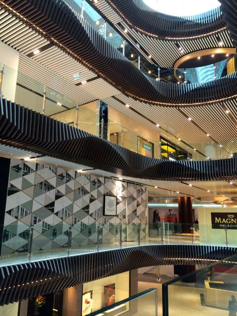 Emporium Melbourne Shopping Mall Interior Architecture Shopping Mall Architecture