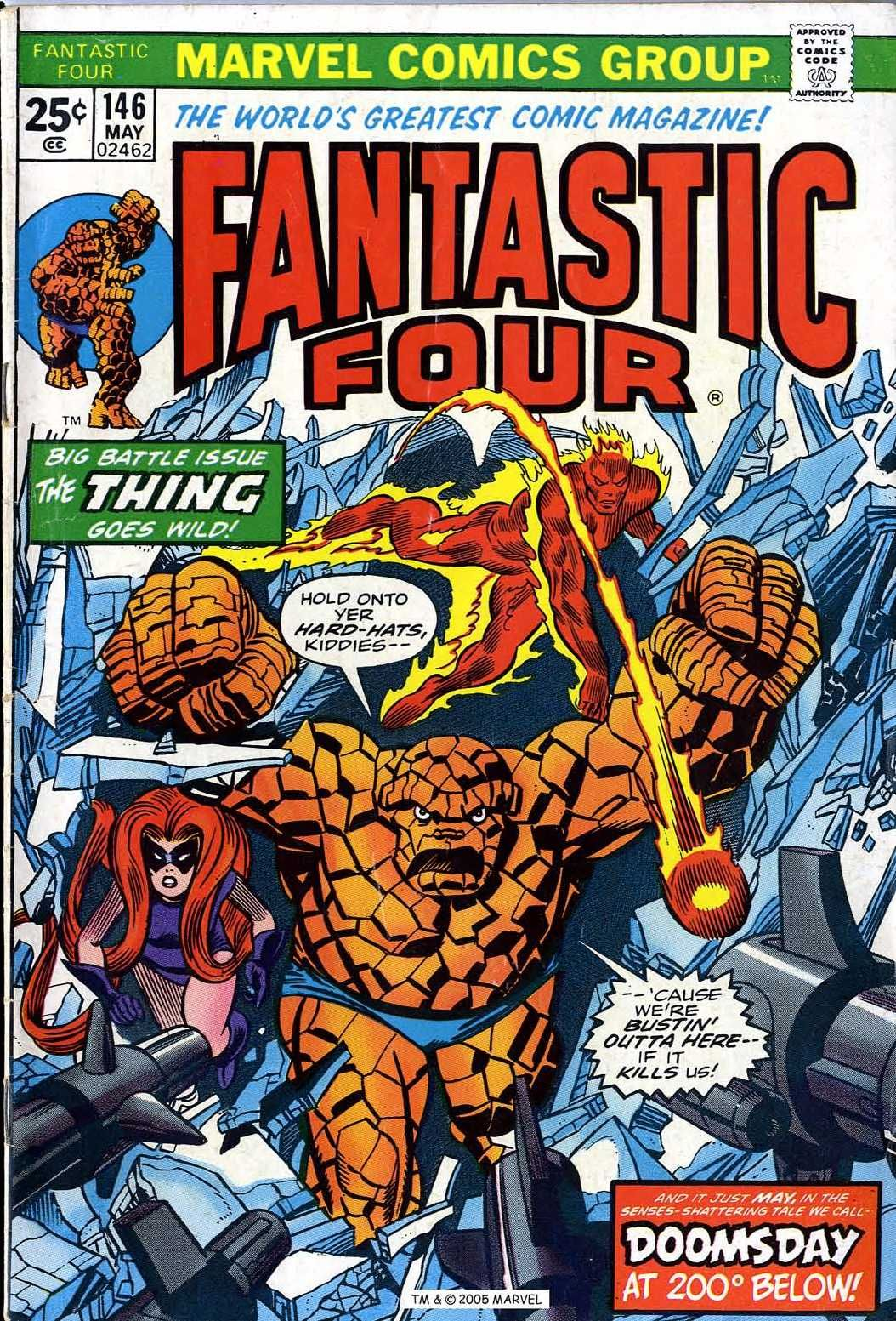 fantastic four  cover by gil kane  gil kane marvel comic book  - marvel comic books · fantastic four  cover by gil kane