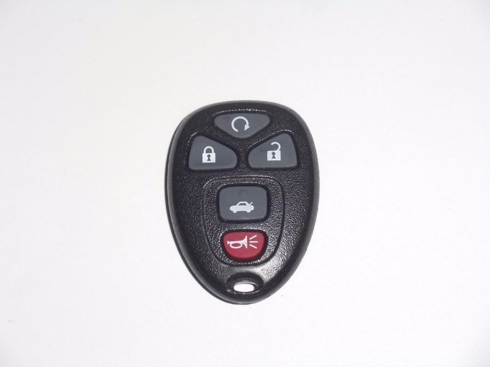 GM Buick Chevrolet Keyless Entry 5 Button Remote Fob