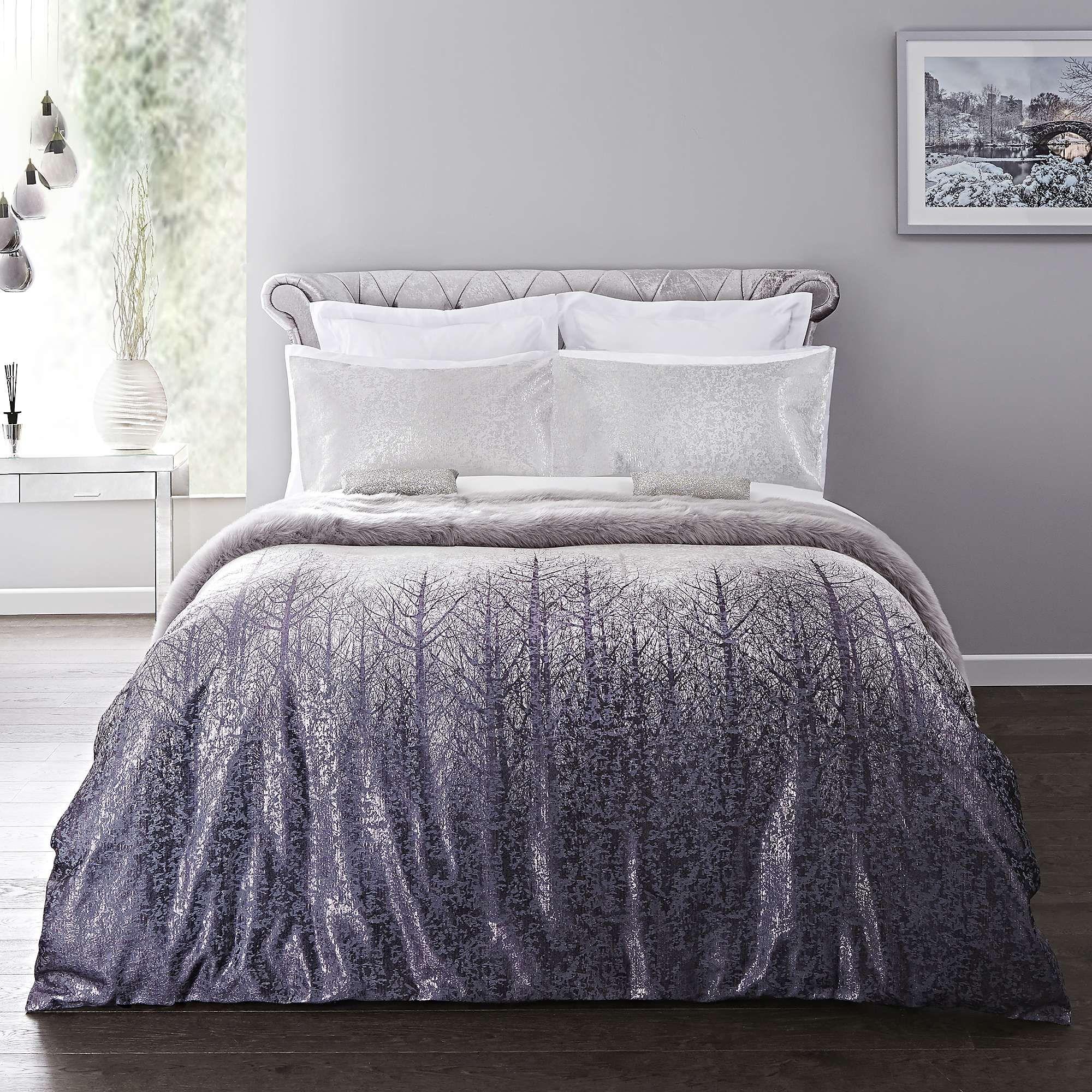 Ontario Duvet Cover and Pillowcase Set