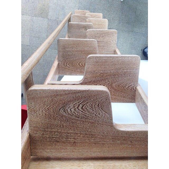 Hasta una escalera merece un diseño y ejecución impecable