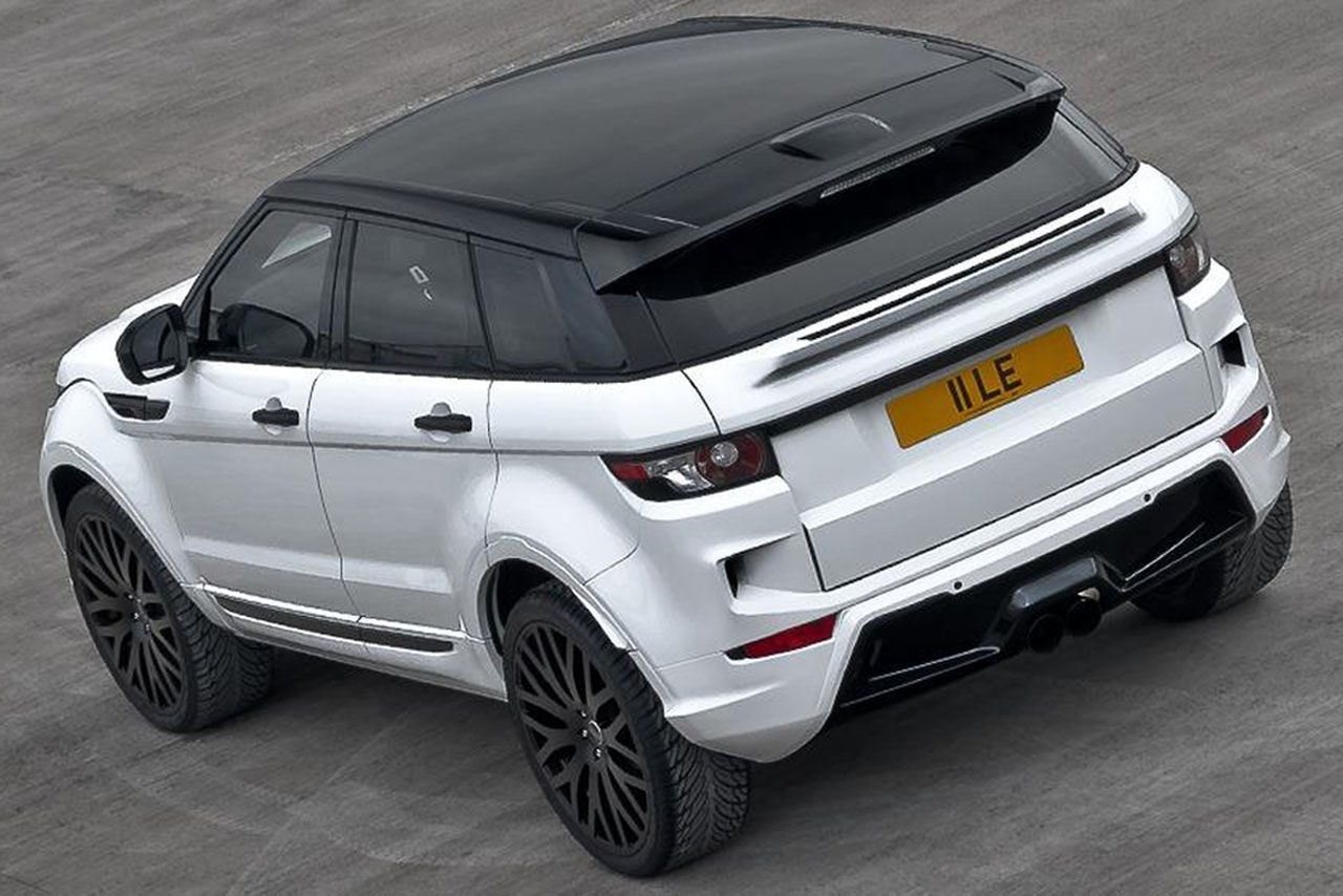 khan design range rover rs250 evoque fuji white. Black Bedroom Furniture Sets. Home Design Ideas