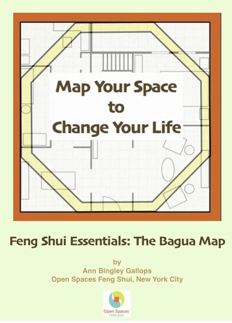 My Own Brand New Book Map Your Space To Change Your Life The Feng Shui Bagua Map What Are The