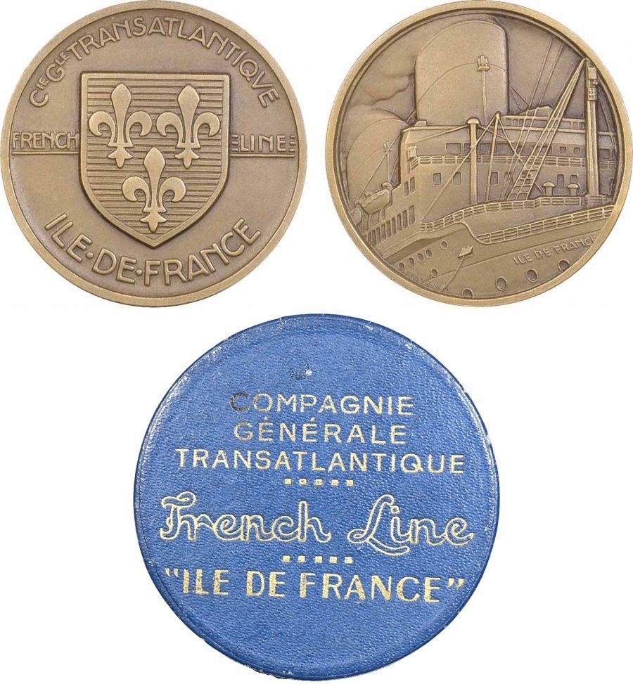 Ile de France 1927, Francia