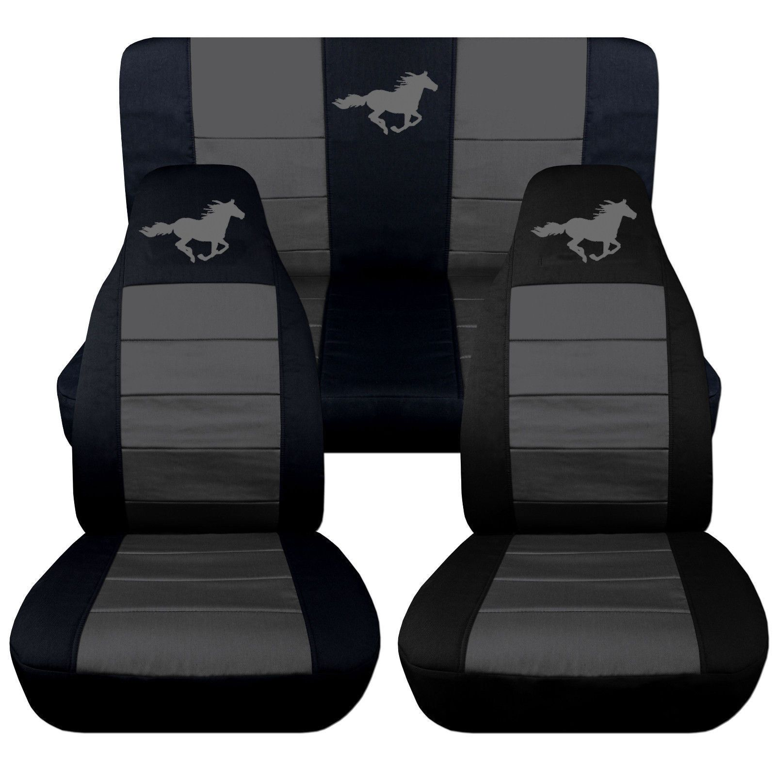 Horse Seat Covers Mustang Pinterest