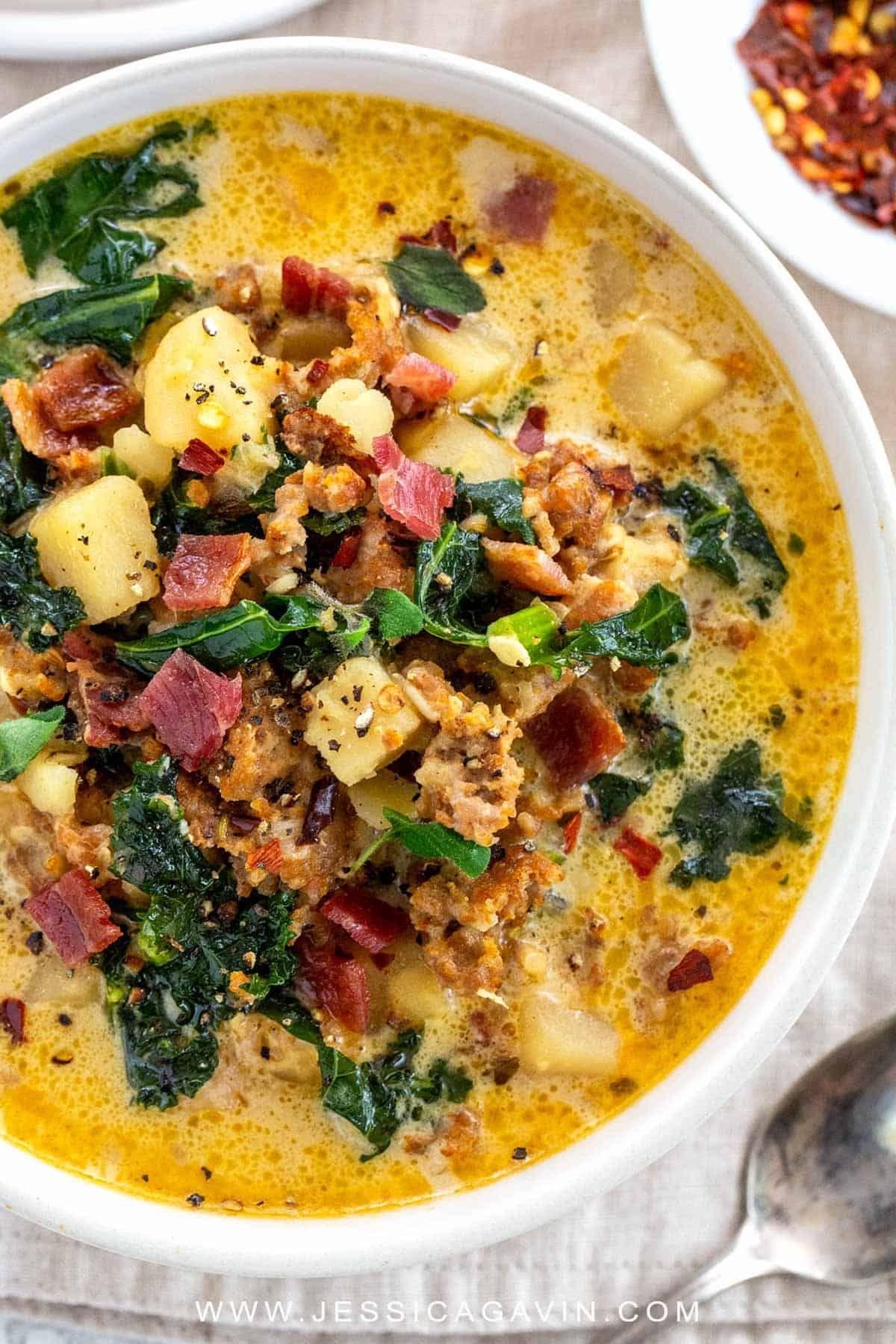 Instant Pot Zuppa Toscana Recipe Instant pot recipes