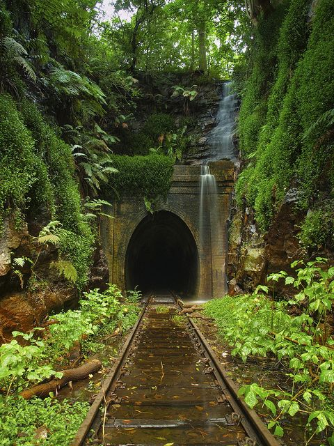 abandoned train tunnel wollongong new south wales australia comparateur de billet d 39 avion. Black Bedroom Furniture Sets. Home Design Ideas