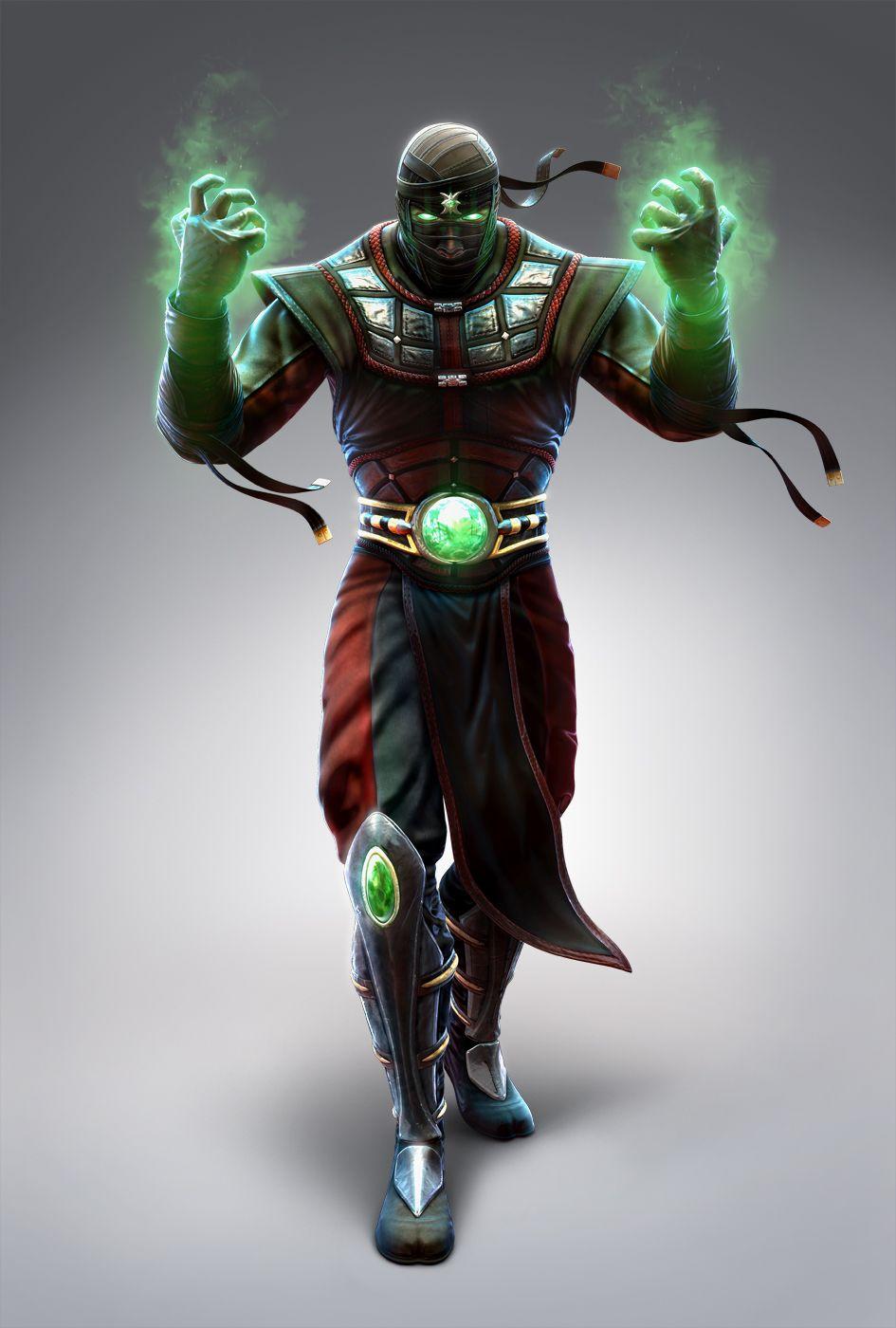 Mortal Kombat Ermac Ermac Mortal Kombat 2011 Image-4071