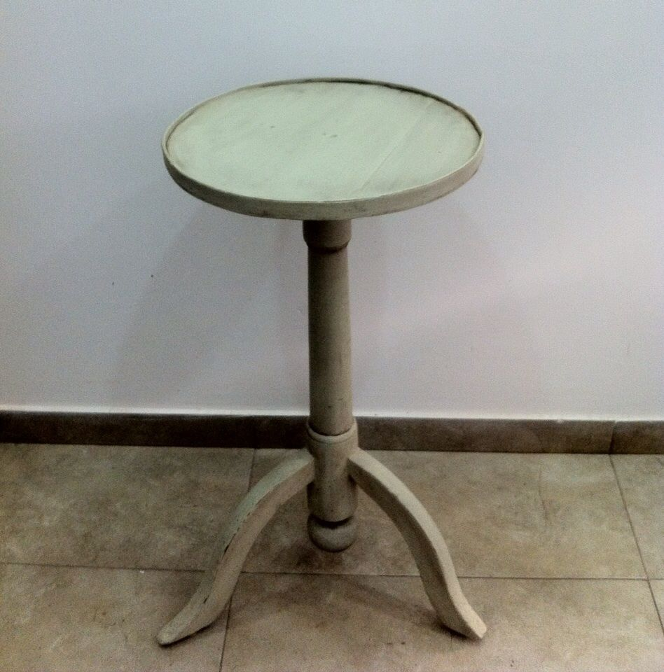 French antique petite side table
