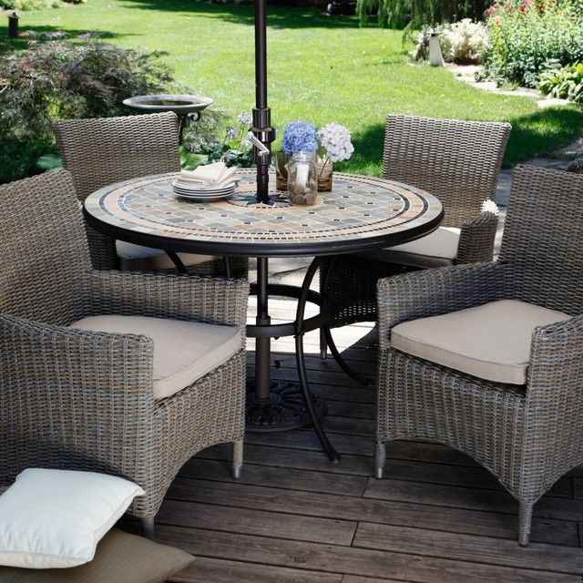 Modern Outdoor Furniture Dining Sets Mesmerizing Contemporary Patio