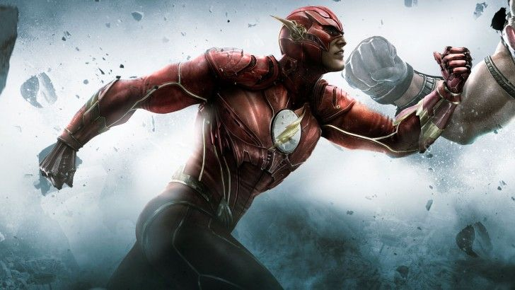 Download The Flash Game Wallpaper Injustice Gods Among Us 1920x1080 The Flash Justice League Injustice
