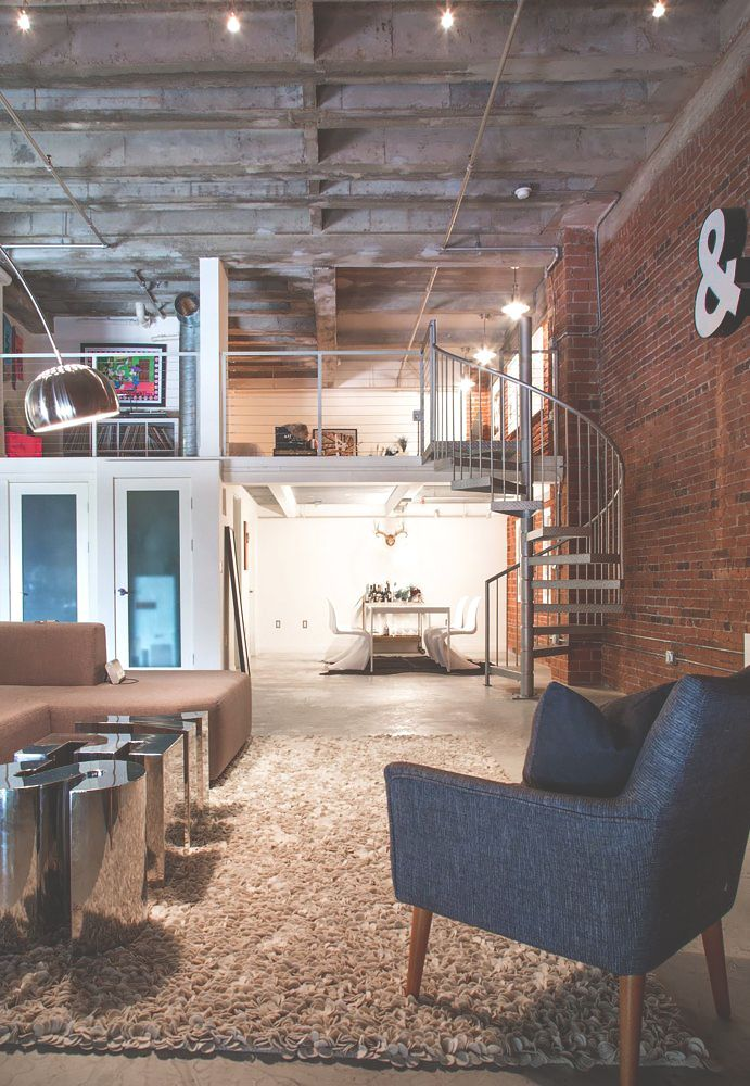 urbnindustrial:Ashley\'s Loft in LA | Future Loft | Pinterest ...