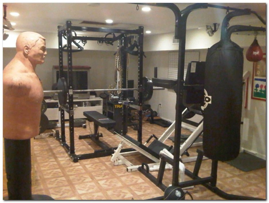 30 Setup Gym Ideas on Small Home