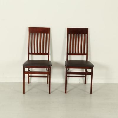 Charmant Moveloot.com Classy Folding Chair Pair. Not Your Ordinary Event Chair, With  Luxe