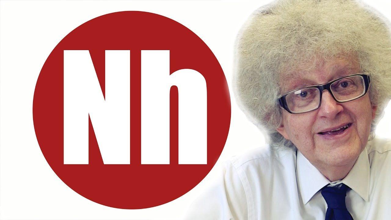 Nihonium new element periodic table of videos chemistry nihonium new element periodic table of videos urtaz Choice Image