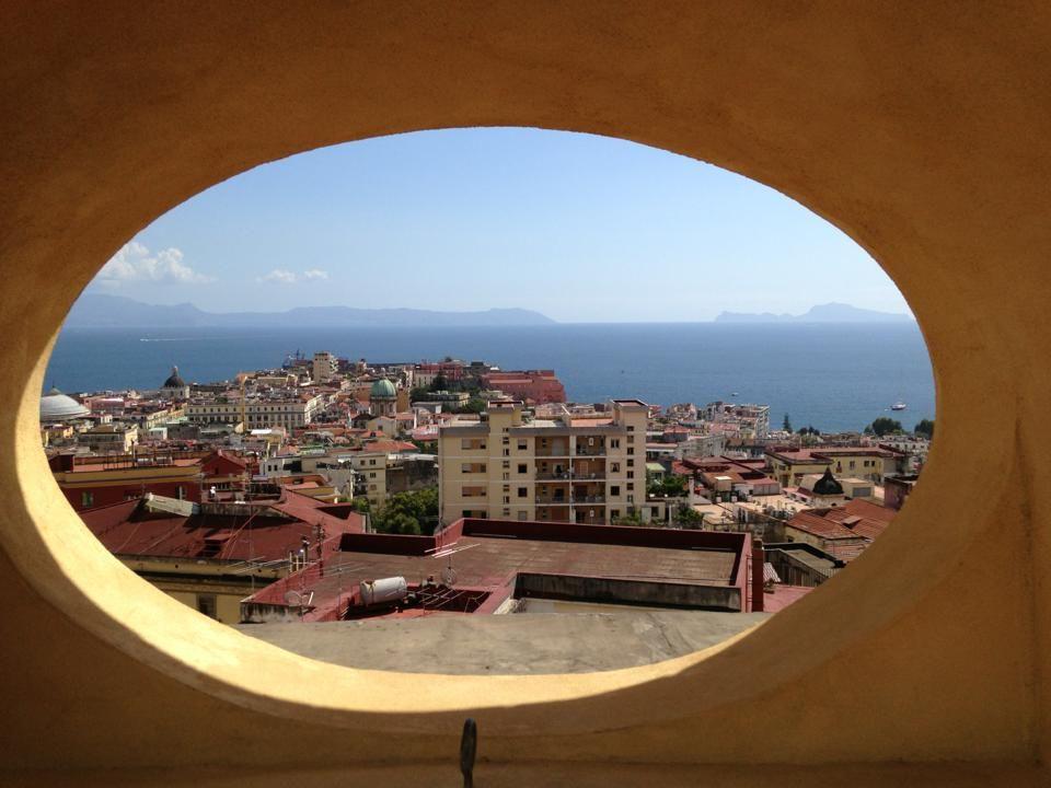 Naples Suor Orsola Terrace