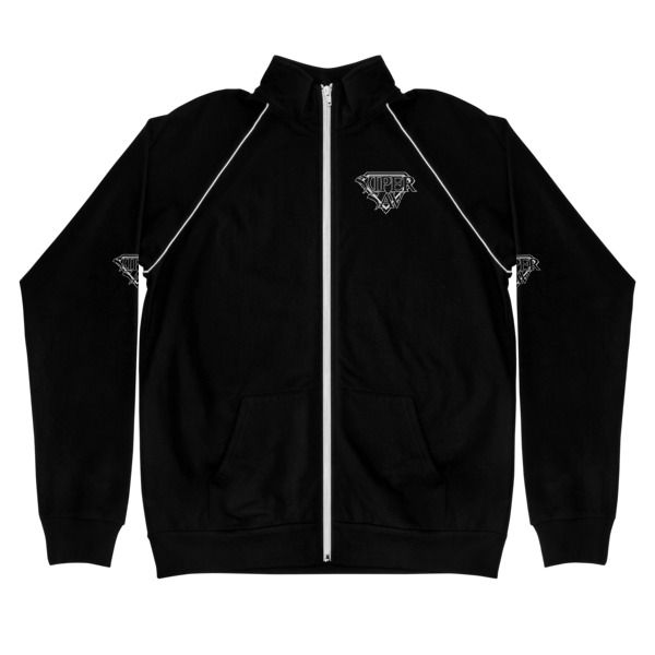 Super Sav Bella + Canvas 3710 Piped Fleece Jacket 04092019