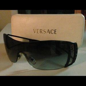 3c4c2efce44c Versace Accessories - Versace sunglasses. Mod. 2058-B.