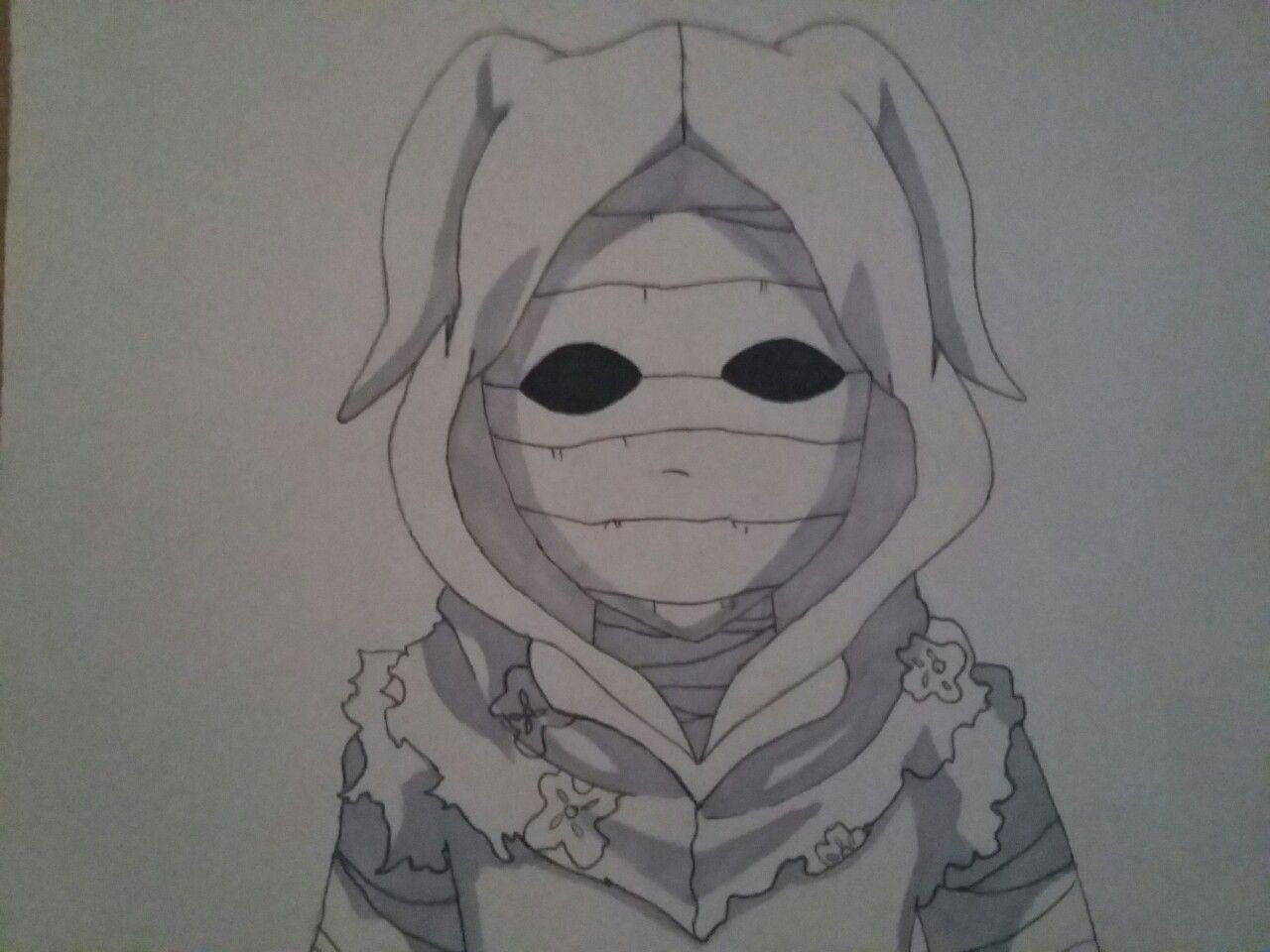 Drawing Of Eto Tokyo Ghoul