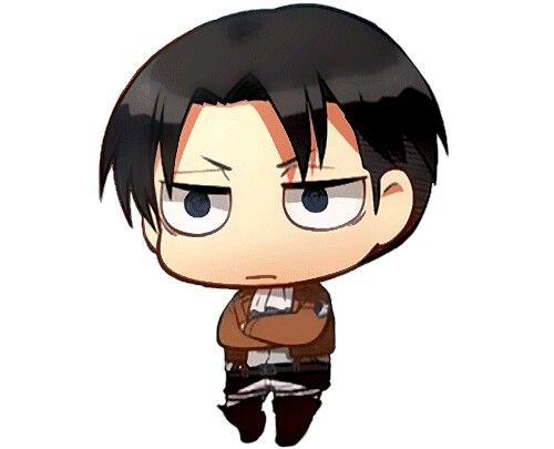 Cute Chibi Levi Anime Chibi Attack On Titan Levi Attack