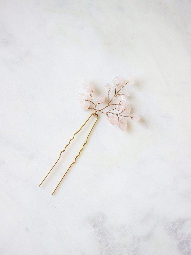 5 Schmetterling mit Strass Haarnadeln Braut Kommunion Hochzeit Hairpins Frisur