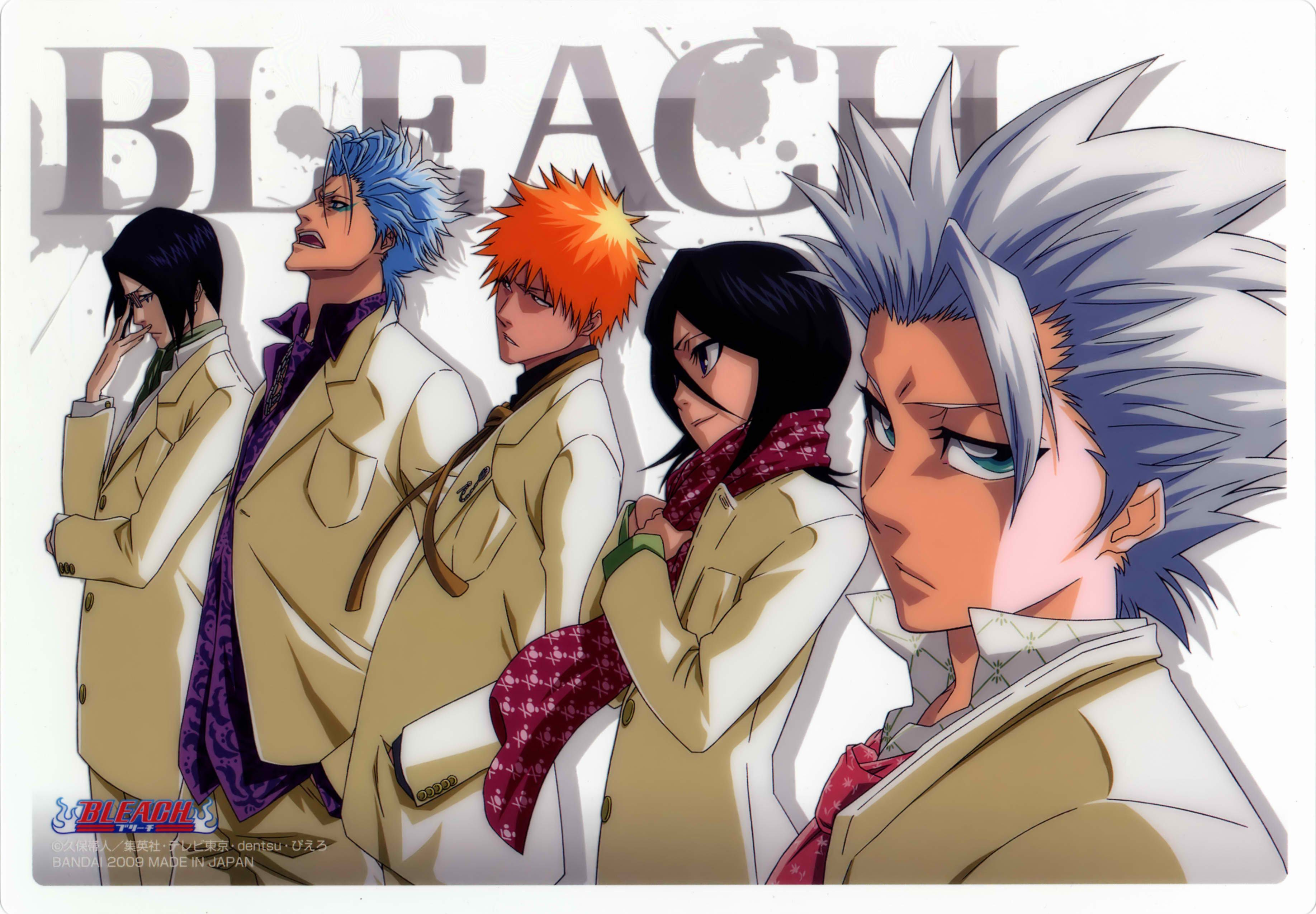 I think this was a popularity poll lol at Ulquiorra and grimmjow for being in the top five even though they're in like 10 episodes out of 366