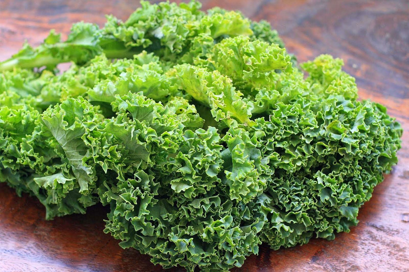 Kale is a leafy green cruciferous vegetable that is chock-full of essential vitamins A, C and K as well as minerals like copper, potassium, iron, manganese and phosphorus.
