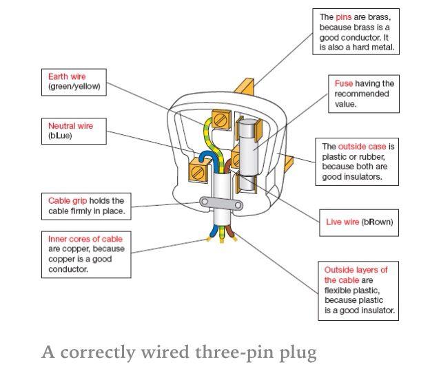 Labelling A Plug