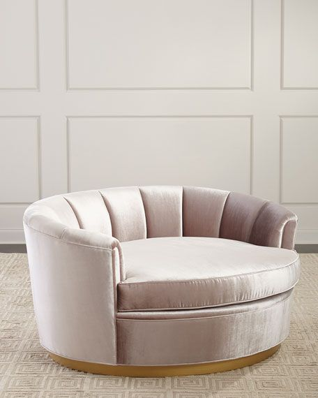 Haute House Zoey Cuddle Chair in 2020 | Cuddle chair ...