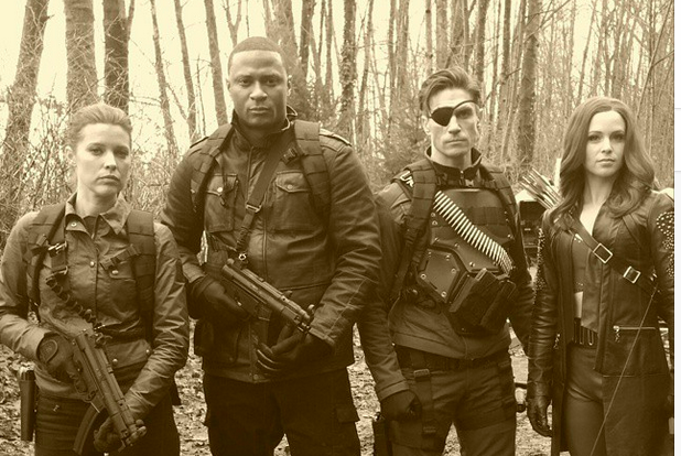 Deadshot Arrow Season 3