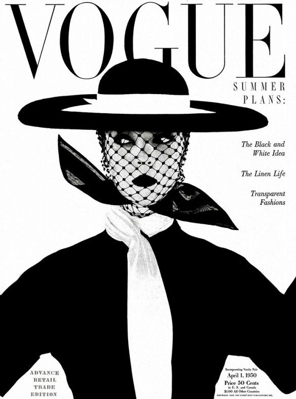 The best vintage vogue covers of all time fashion photographyvintage photographyblack white