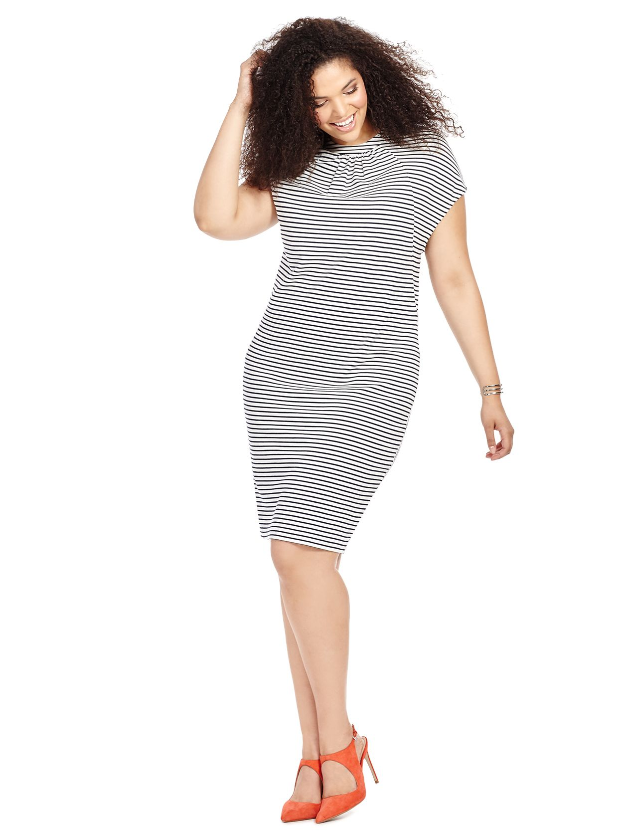 9aa8d7f3ee Ceginus Dress by  carmakoma Available in sizes XXS-XL