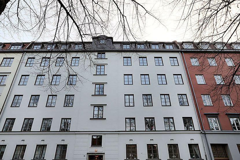 Ekenstam - Karlavägen 68, 3 tr., Östermalm