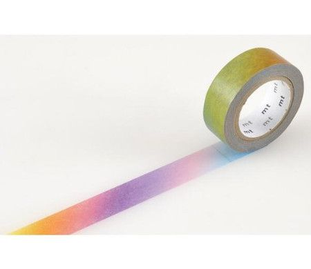 The quality of this tape is great.I have used it on multiple projects and it has a smooth, consistent gradient.  It is thin enough to be flexible but does not tear too easily.