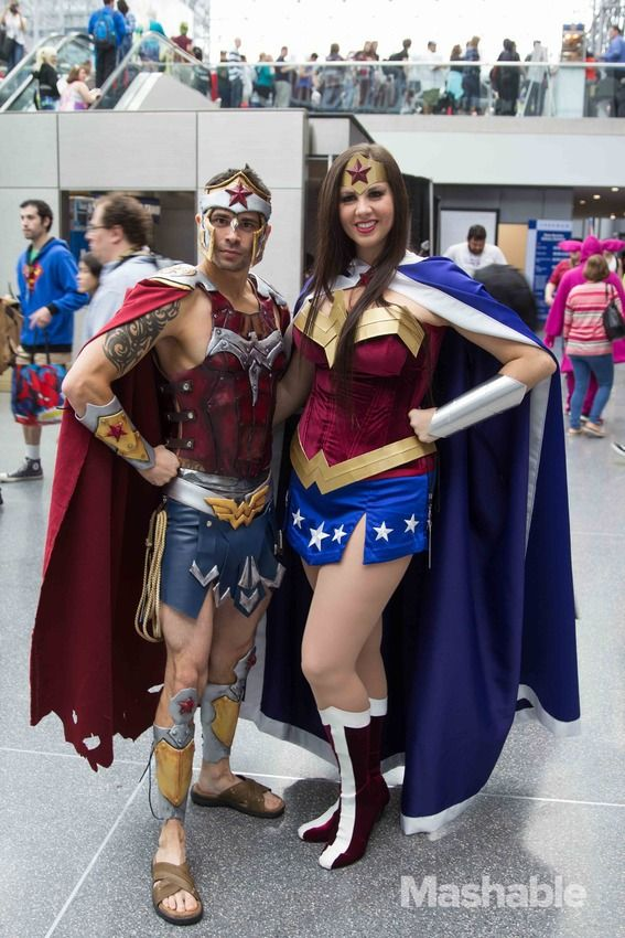 35 Cutest Cosplay Couples At New York Comic Con Cosplay And Comic