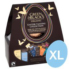 Tesco green and blacks easter tasting collection 15 easter gift tesco green and blacks easter tasting collection 15 negle