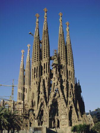 La Sagrada Familia Gaudi Cathedral I Love It Here It Takes My Breath Aw La Sagrada Familia Barcelona Sagrada Familia La Sagrada Familia Gaudi