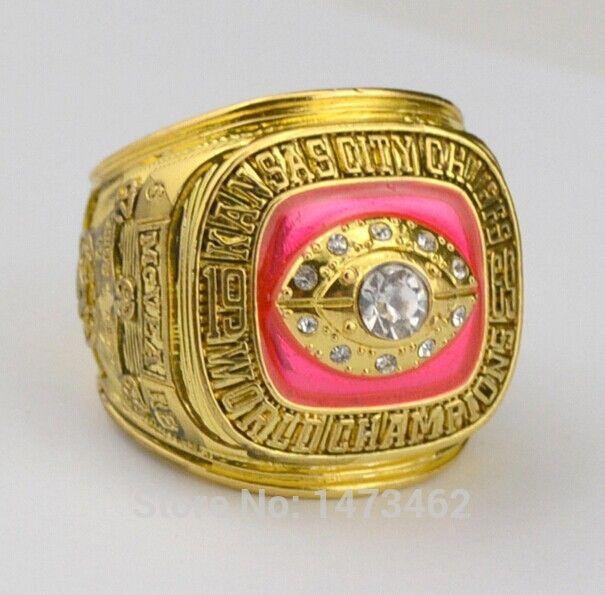 Engagement Rings Kansas City: 1969 Kansas City Chiefs Super Bowl Replica Championship