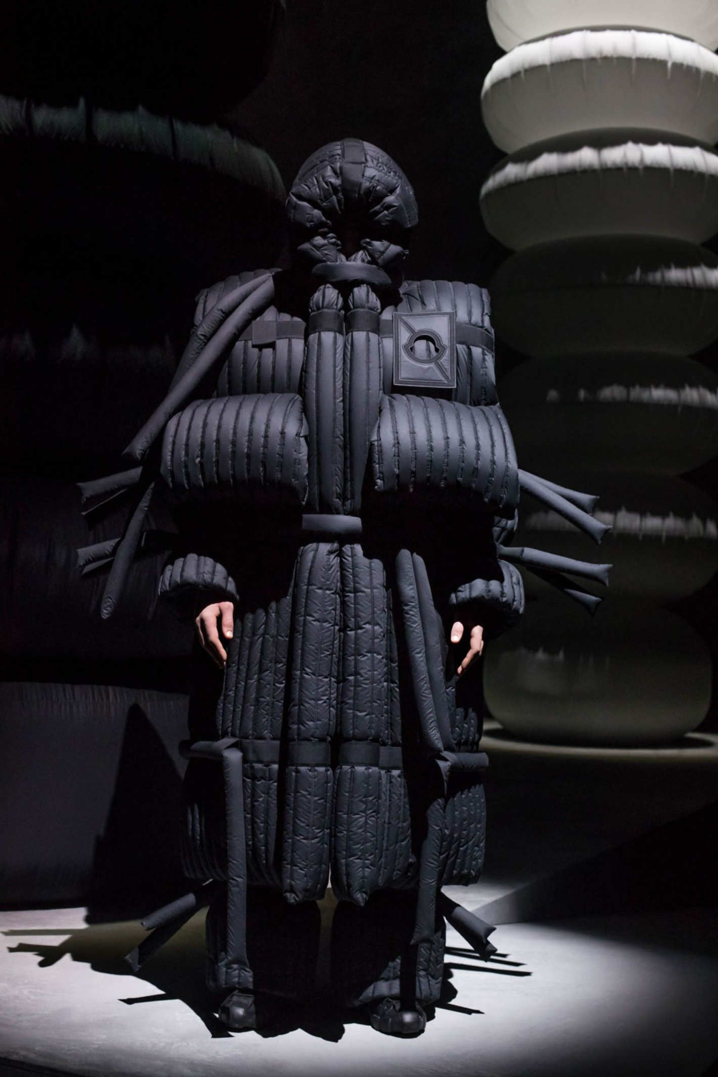 Moncler Made Puffer Coat Gowns and They re Genius 1910b5b858