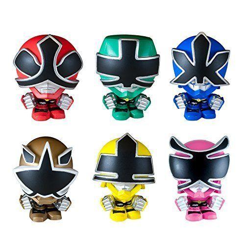 Brand New Power Rangers Samurai Mashems pink Ranger