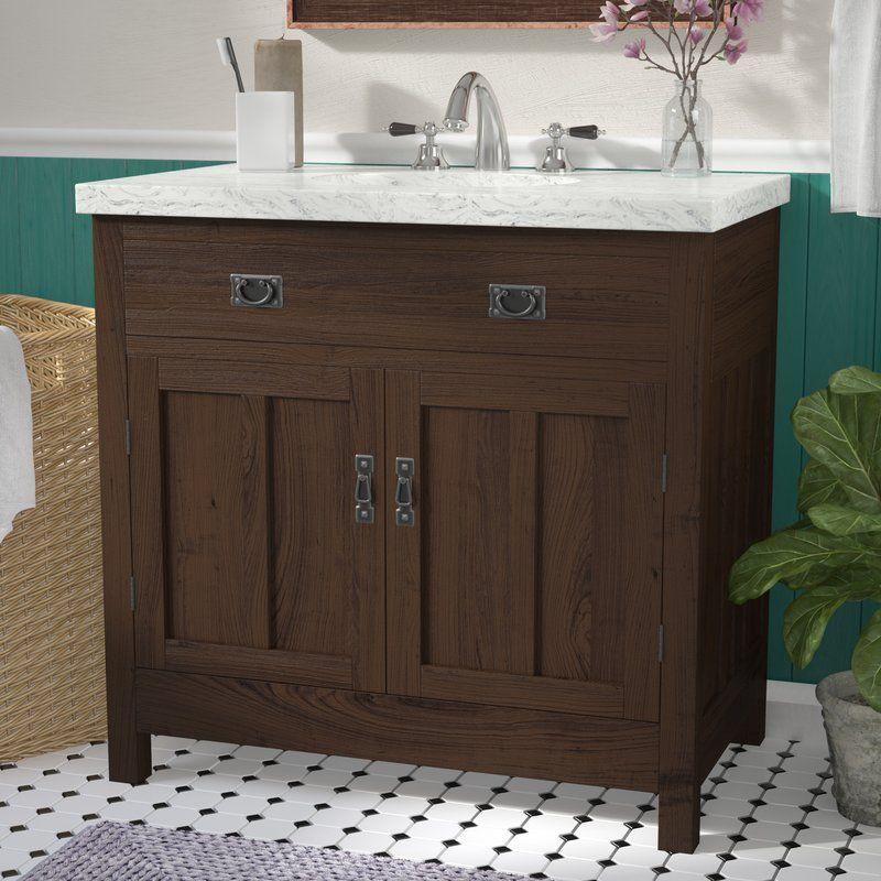 Lindahl 35 Single Bathroom Vanity Set