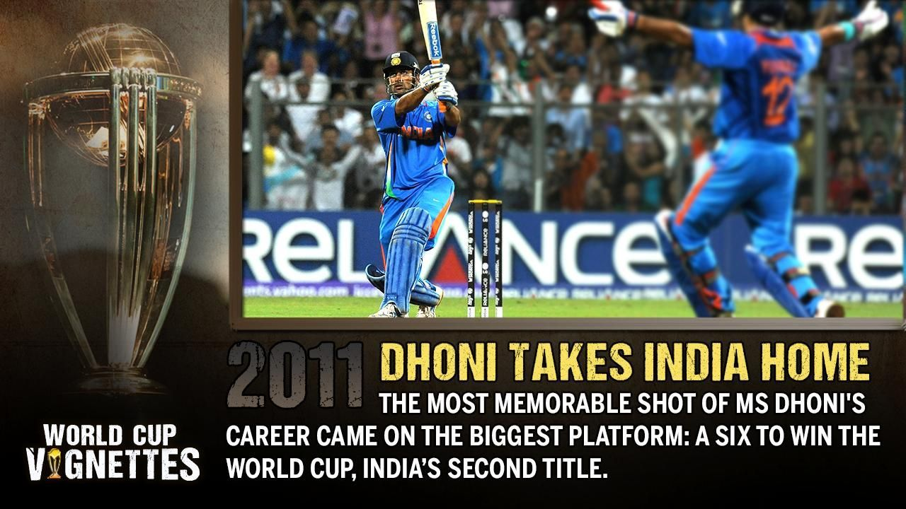 Ms Dhoni 2011 World Cup Winning Shot In 2020 Ms Dhoni Photos World Cup How To Memorize Things