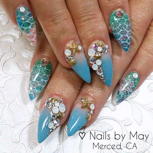 nailsby_may | User Profile | Instagrin