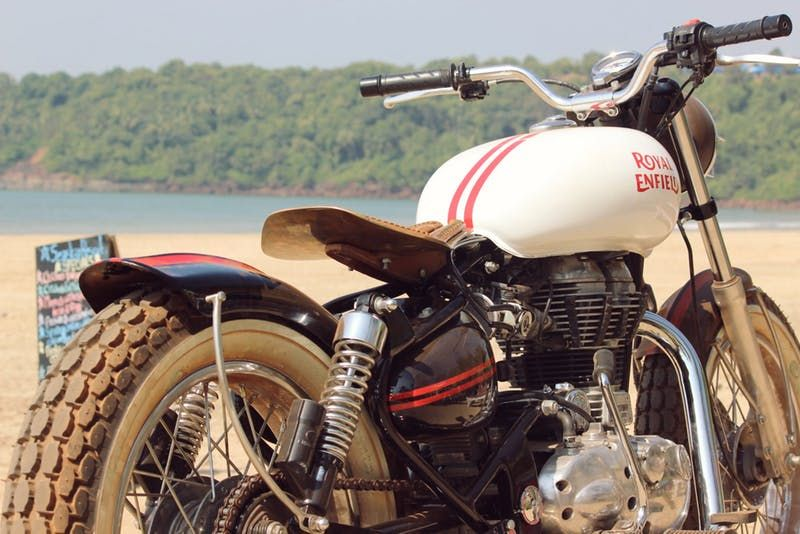 The Royal Enfield Bullet Is Longest Running Production Motorcycle In World First