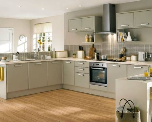 White Kitchen Units With Grey Worktop a subtle matt grey | house renovation ideas | pinterest | quartz