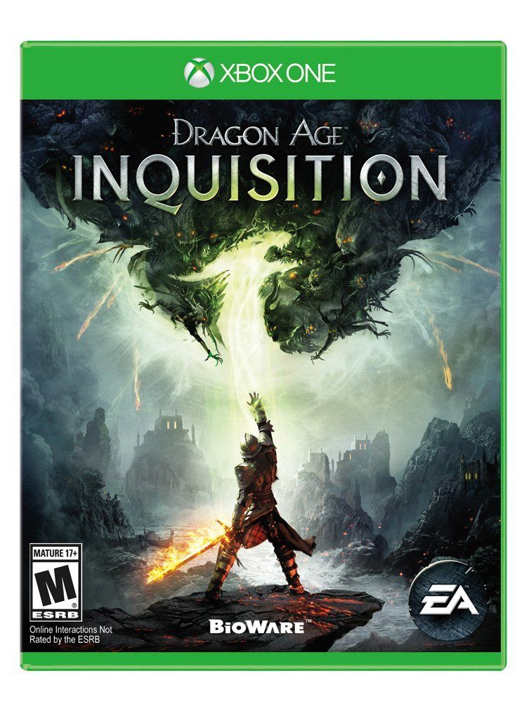 Dragon Age: Inquisition - The Epic Action RPG - On PC, PS4 ...