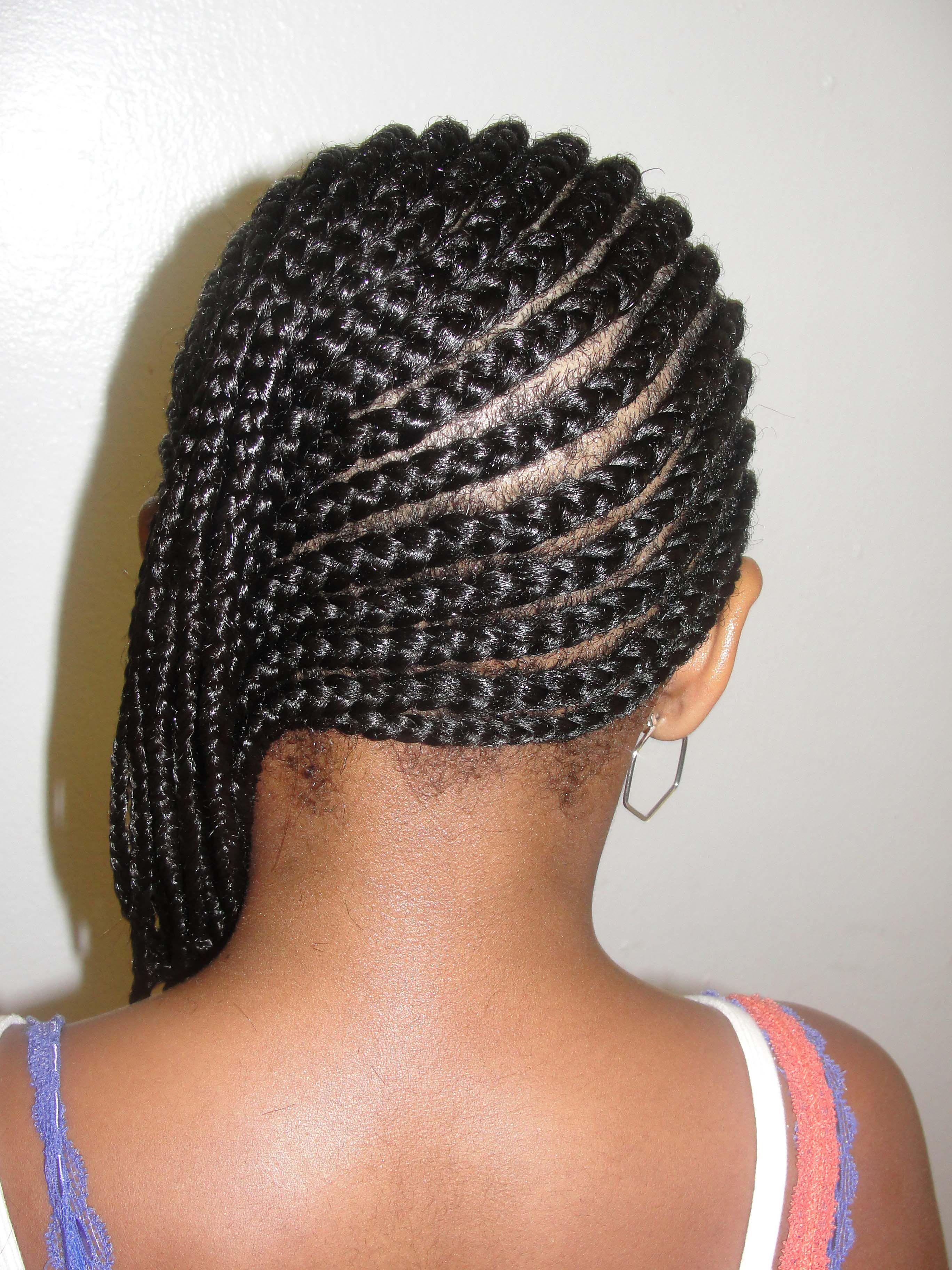 Hair Braids | Beautiful African Hair Braiding