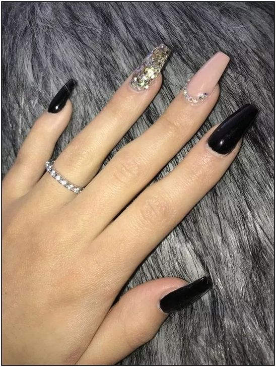 50 Gorgeous Coffin Nails Art Ideas You Must See