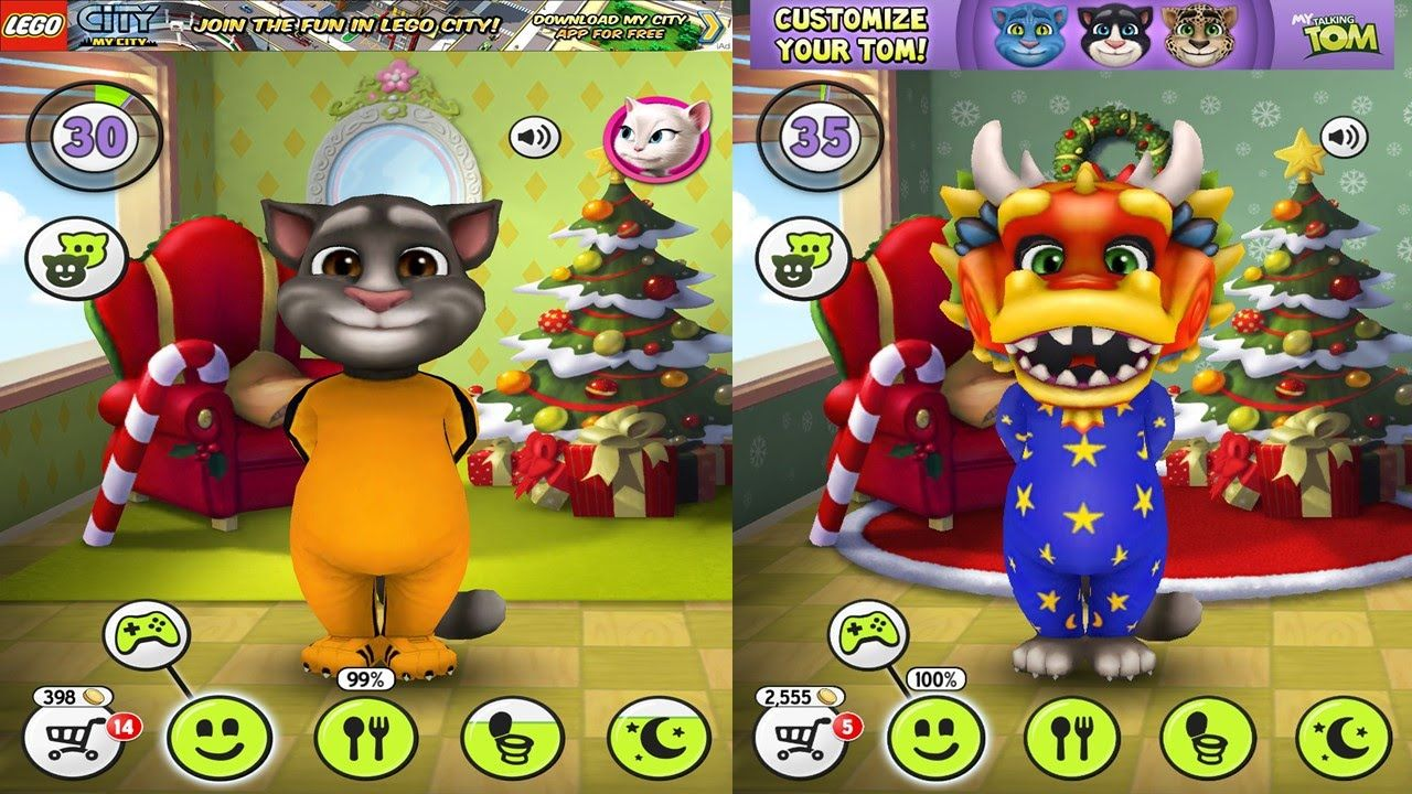 My Talking Tom ep 1 - My Talking Tom Download now and play