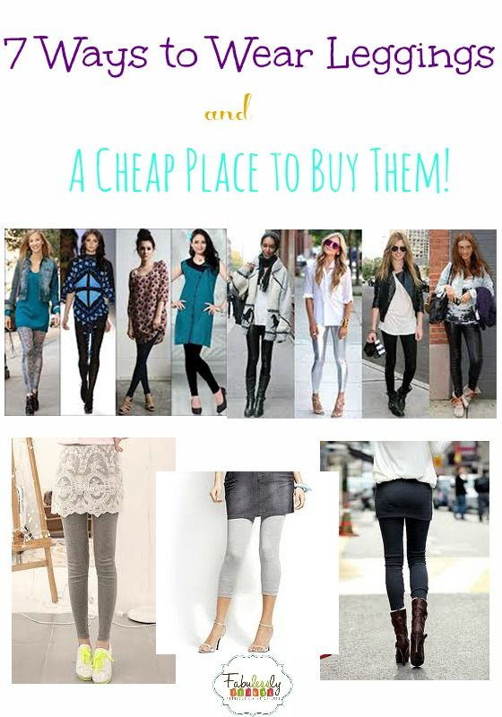 Fleece Lined Leggings Deal | Warm, Places and Love this